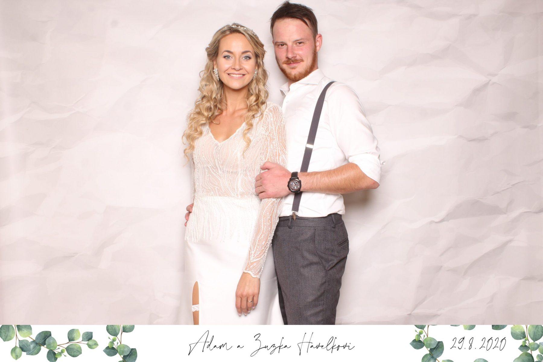 Hledáte fotokoutek svatba? Fotící bedýnka je zábavný svatební fotokoutek